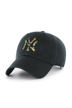 кепка 47 Brand NY YANKEES CAMFILL 47 CLEAN UP (B-CMFIL17GWS-BK)