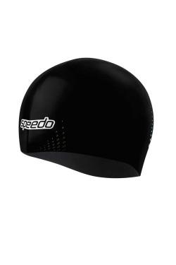 ШАПОЧКА для плав. SPEEDO FASTSKIN CAP AU BLACK/GOLD (8-08216D698)