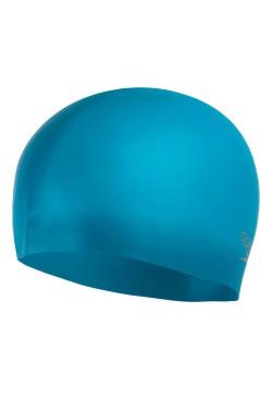 ШАПОЧКА для плав. SPEEDO MOULDED SILC CAP AU BLUE (8-70984C847)