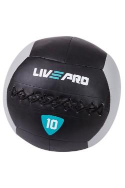 Мяч для кроссфита LivePro WALL BALL (LP8100-10)