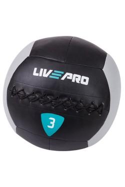 Мяч для кроссфита LivePro WALL BALL (LP8100-3)