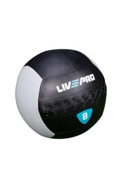 Мяч для кроссфита LivePro WALL BALL (LP8100-8)