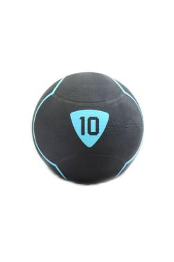 Медбол Livepro  SOLID MEDICINE BALL черный  10кг (LP8110-10)