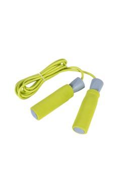 Скакалка LiveUp PVC FOAM HANDLE JUMP ROPE (LS3118)