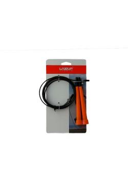 Cкакалка скоростная  LiveUp CABLE JUMPROPE (LS3122)