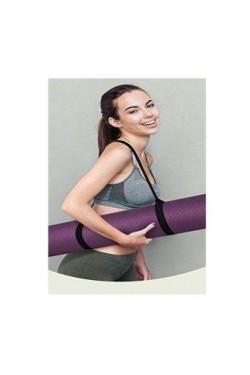 Ремешки для йога коврика LiveUp YOGA STRAP (LS3810-1)