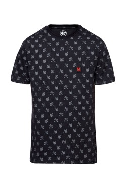 футболка 47 Brand MLB NEW YORK YANKEES REPEAT LO (545524JK-FS)