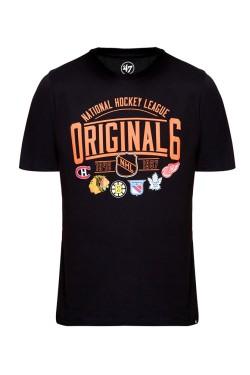 футболка 47 Brand NHL VINTAGE ORIGINAL SIX '47 (547964JK-FS)