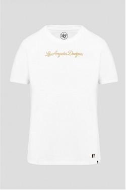 футболка 47 Brand MLB LOS ANGELES DODGERS EMB WO (548181WW-FS)