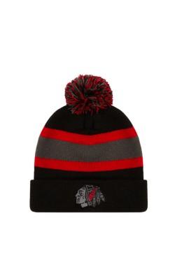 шапка 47 Brand NHL CHICAGO BLACKHAWKS (H-BRKAW04ACE-BKE)