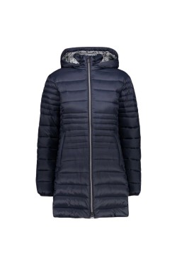 куртка CMP WOMAN PARKA SNAPS HOOD (30K3676-N950)