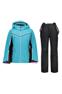 костюм лыжный CMP KID G SET JACKET+PANT (30W0045-L611)