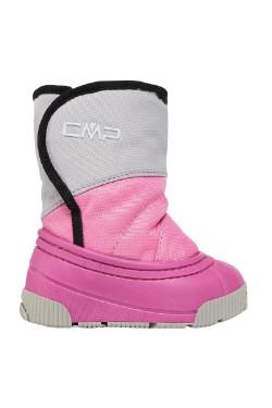 сапоги (детские) CMP BABY LATU SNOW BOOTS (39Q4822-16XF)