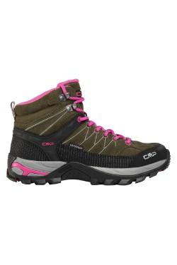 ботинки CMP RIGEL MID WMN TREKKING SHOE WP (3Q12946-15FF)