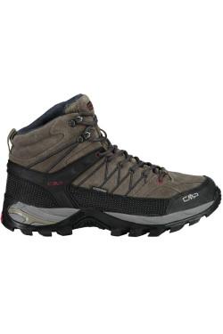 ботинки CMP RIGEL MID TREKKING SHOE WP (3Q12947-02PD)