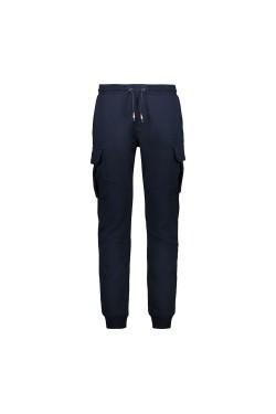 брюки спортивные CMP MAN LONG PANT (30D4687-N950)