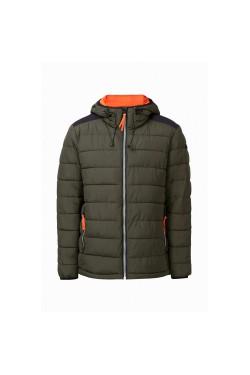 куртка CMP MAN JACKET FIX HOOD 30K3047 (30K3047-F977)