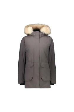 куртка CMP WOMAN PARKA FIX HOOD 30K3866 (30K3866-E910)