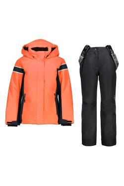 костюм лыжный CMP KID G SET JACKET+PANT 30W0025 (30W0025-C649)