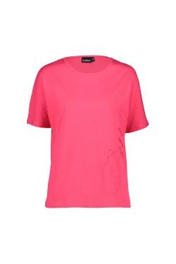 футболка CMP WOMAN T-SHIRT (31D9236-B880)