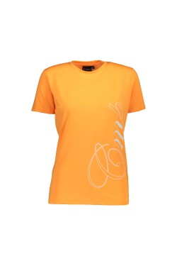 футболка CMP WOMAN T-SHIRT (31T7676-C667)