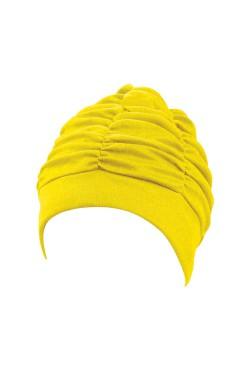 Шапочка д/плав BECO 7610 жен полиэстер желтый (000-0407)