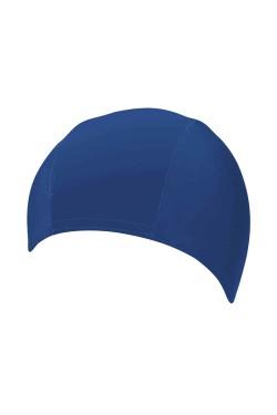Шапочка д/плав BECO 7728 текстиль (полиамид/эластан) синий (000-0432)