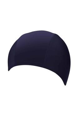 Шапочка д/плав BECO 7728 текстиль (полиамид/эластан) темно-синий (000-0434)