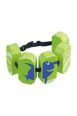 Пояс для аквафитнеса BECO детск 96071 Block-5, 2-6 р. 15-30кг зеленый (000-1077)