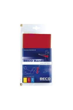 Лента для аквафитнеса BECO 9672 красный (000-1092)