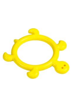 Фишка (игрушка) для бассейна BECO 9622 желтый (000-1403)