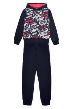 костюм спортивный CMP KID G TRACKSUIT (30D4335-N950)