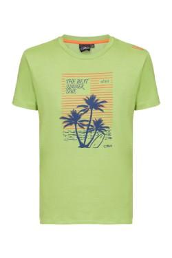 футболка CMP BOY T-SHIRT (30T9364-E520)