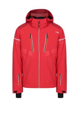 куртка лыжная CMP MAN JACKET ZIP HOOD (30W0277-C580)