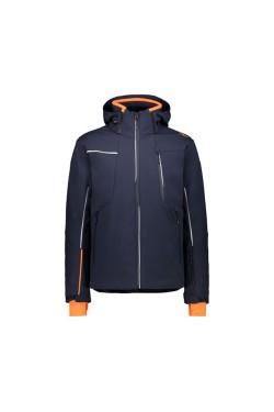 куртка лыжная CMP MAN JACKET ZIP HOOD (30W0317-14NF)