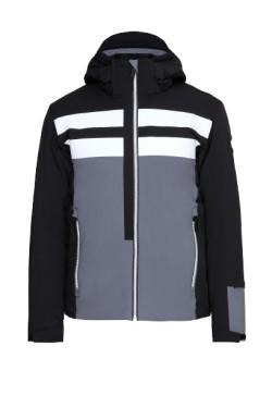 куртка лыжная CMP MAN JACKET ZIP HOOD (30W0447-U887)