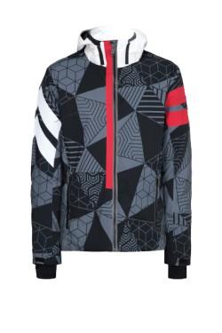 куртка лыжная CMP MAN JACKET ZIP HOOD (30W0467-24ZF)