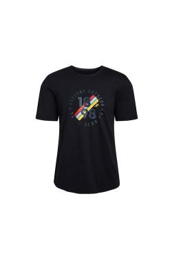 футболка Saucony RESTED SHORT SLEEVE (800258-BKSC)