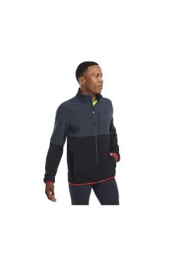 куртка (спорт.) Saucony BLUSTER JACKET (800265-BK)