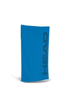 Рушник HEAD SPORT з мікрофібри 150*75 (блакитний)