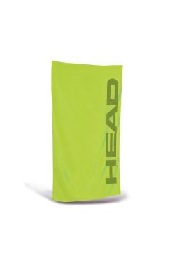 Рушник HEAD SPORT з мікрофібри 150*75 (зелений)