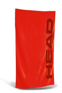 Рушник HEAD SPORT з мікрофібри 150*75 (червоний)