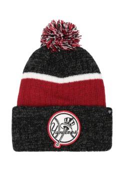 шапка 47 Brand HOLCOMB NEW YORK YANKEES (B-HLCMB17ACE-BK)