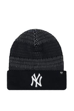 шапка 47 Brand WARP NEW YORK YANKEES (B-WARPK17PVE-NY)