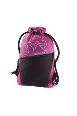 Рюкзак-мешок TYR Alliance Waterproof Sackpack 17л., Pink (LWETDRYD-670)