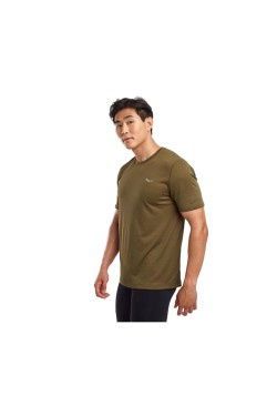 футболка Saucony STOPWATCH SHORT SLEEVE (800212-DO)