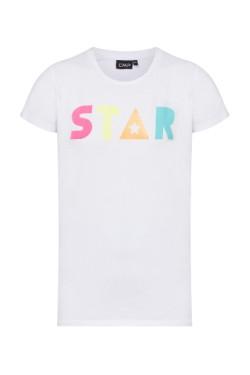 футболка CMP GIRL T-SHIRT (30D8335-A001)