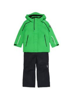 костюм лыжный CMP BOY SET JACKET+PANT (38W0224-E640)