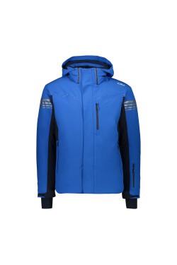 куртка лыжная CMP MAN JACKET ZIP HOOD (39W1427-N951)