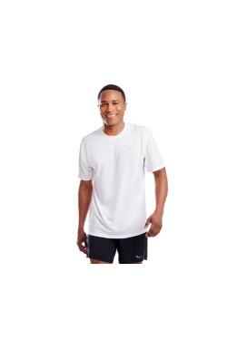 футболка Saucony STOPWATCH SHORT SLEEVE (SAM800212-WH)